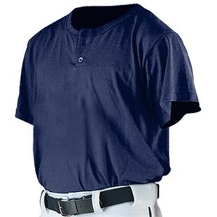 Alleson Adult Two Button Baseball Jerseys CO