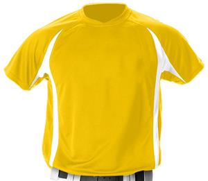 Alleson 506SY Youth 2-Color Baseball Jerseys