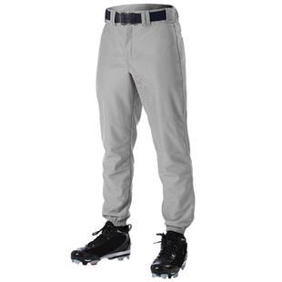 Alleson PROWP Solid & Pinstripe Baseball Pants C/O