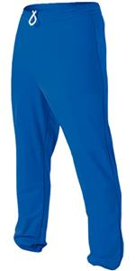 Alleson 604PEDK Adult Pull-Up Baseball Pants