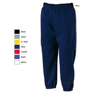 Alleson LLBDK Youth Pull-Up Baseball Pants C/O