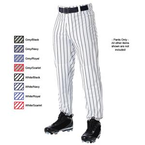 Alleson 605PIN Adult Pinstripe Baseball Pants