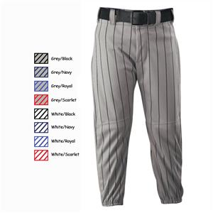 Alleson 605PINY Youth Pinstripe Baseball Pants