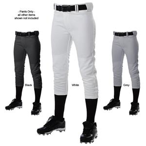 Alleson PROMLPW Women's Low-Rise Softball Pants CO