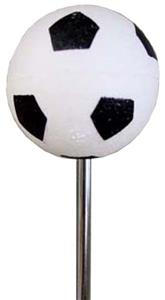 Red Lion Car Antenna Ball - unique soccer gifts