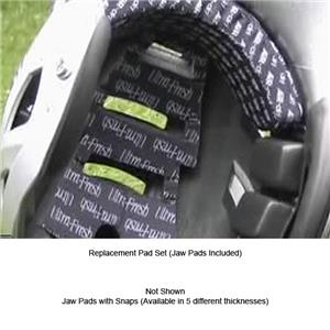 Schutt AiR-7 Batting Helmet Replacement Pads