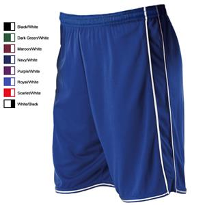 Alleson 506PTW Women's Softball Shorts