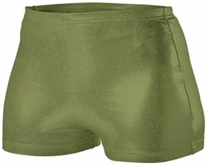 Alleson Cheerleaders Metallic Boy Cut Briefs