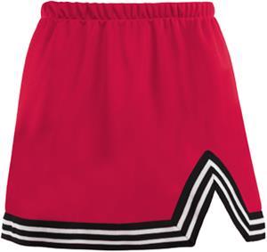 Teamwork A-Line Cheer Skirt with V-Notch