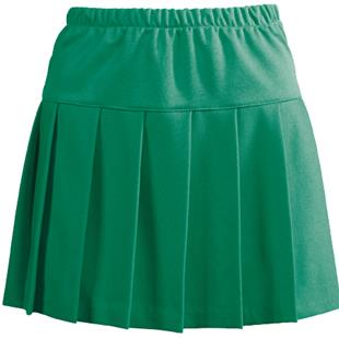 Teamwork Women & Girls Pleated Cheer Skirts