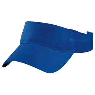 Alleson Cotton Twill 3 Panel Softball Visors