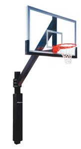 The Playground Acrylic Board Flex Basketball Goal