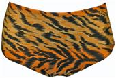 Pizzazz Cheer Body Basics Animal Print Brief