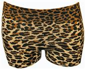 Pizzazz Cheerleaders Animal Print Boys Cut Briefs