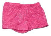 Pizzazz Cheerleaders Sequined Boy Cut Briefs