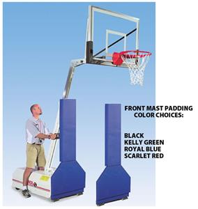Indoor Portable Basketball Goal Unit Collapsible