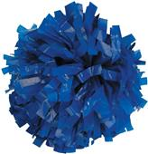 "Getz Adult Cheerleaders 3/4"" Solid Plastic Poms"