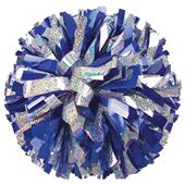 Cheerleaders Holographic Metallic Poms NST16MSH