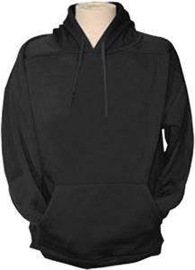 Polyester Fleece Performance Hoodie Sweatshirt