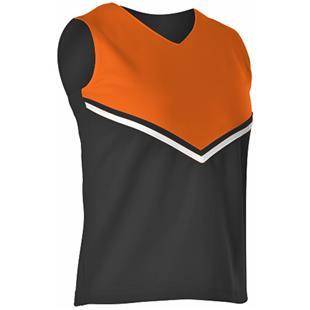 Alleson V-Shell Cheerleaders Uniform Shells