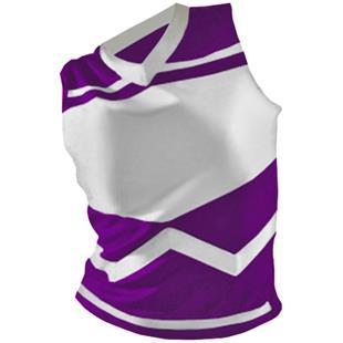 Alleson Freedom Cheerleaders Uniform Shells