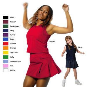 Alleson Straight Cheerleaders Uniform Shells
