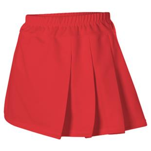 Alleson Three Pleat Cheerleaders Uniform Skirts