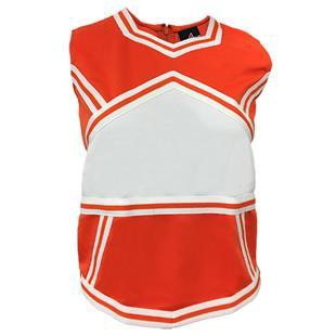 Pyramid Cheerleaders Uniform Shell- TOP ONLY