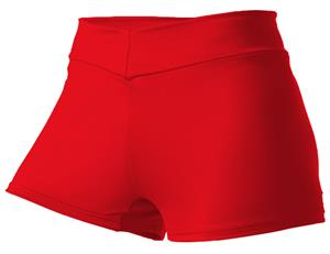 Alleson Cheerleaders Fitted Camp Cheer Shorts CO