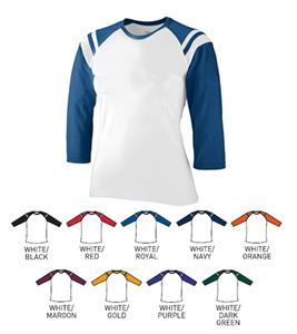 Augusta Sportswear Ladies Jr Fit Legacy Tees