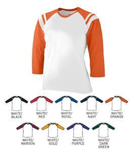 Augusta Sportswear Girls Legacy Tees