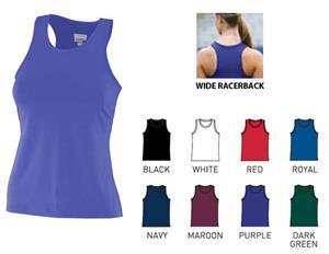Augusta Sportswear Womens Racerback Tank