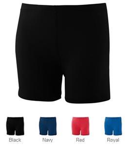 "Augusta Sportswear Spandex 4"" Short"