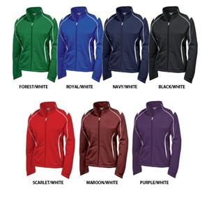 "Tonix Ladies ""Velocity"" Warm-up Jackets"