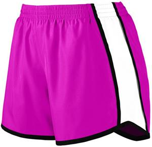 Augusta Sportswear Ladies Jr Fit Pulse Team Short