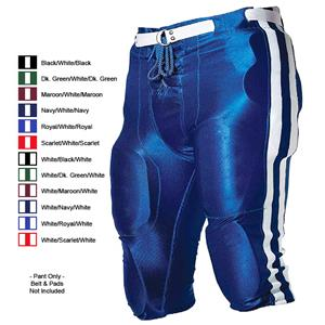 Alleson Youth Dazzle Football Pants-Closeout