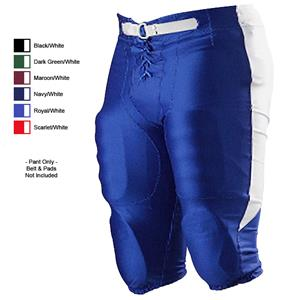 Alleson 640DSL Adult Dazzle Football Pant-Closeout