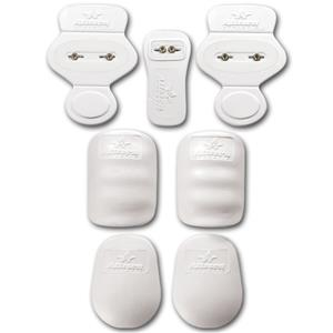 Alleson Youth Light 7-Pc Snapped Football Pad Set