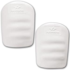 Alleson Adult Football Ultra Light Knee Pad Set CO