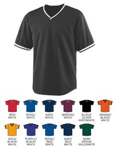 Augusta Sportswear Wicking V-Neck Youth Jerseys