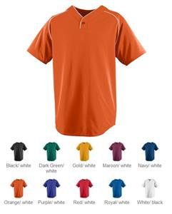 Augusta Sportswear Wicking One-Button Jerseys