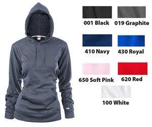 Soffe Poly-Fleece Team Pullover Hoodie