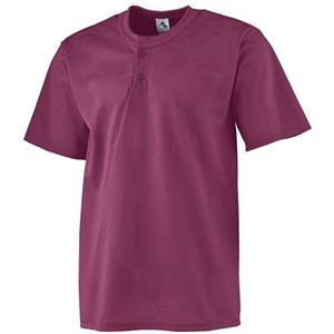 Augusta Youth Pro-Mesh Two-Button Jerseys