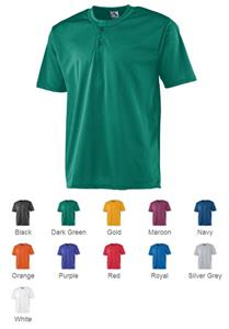 Augusta Youth Six-Ounce Two-Button Jerseys