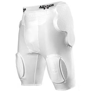 Alleson 6995P Integrated Padded Football Girdles