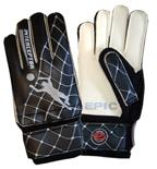 Interceptor (Finger-Protected) Soccer Goalie Glove