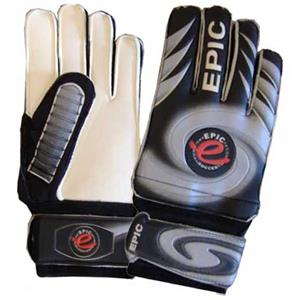 Swirl (Finger-Protected) Soccer Goalie Gloves -C/O
