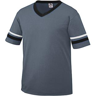 Augusta Sportswear Youth Sleeve Stripe Jerseys