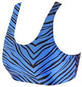 JB Bloomers Zebra Print Bras