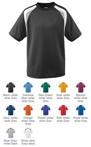 Augusta Sportswear Wicking Mesh Tri-Color Jerseys